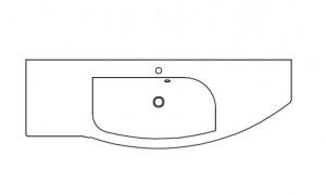 Beckenausführung: schmale Seite rechts