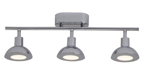 AEG Titania LED-Deckenstrahler Chrom AEG191121