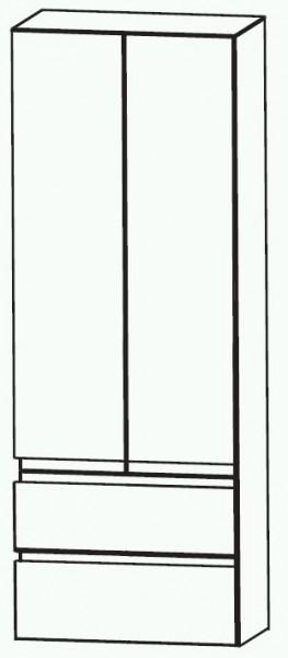 Puris Variado 2.0 Hochschrank 60 cm HNA08604