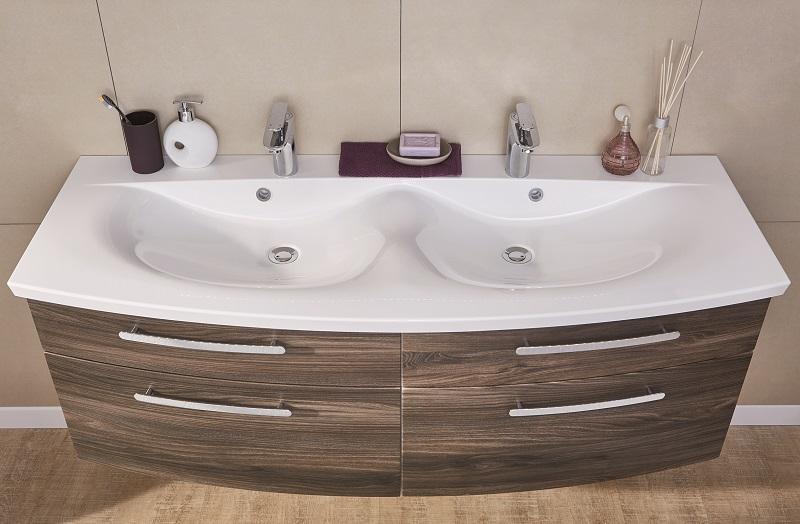waschtisch mit unterschrank doppelwaschtisch g nstig. Black Bedroom Furniture Sets. Home Design Ideas