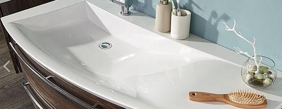 Puris Crescendo Waschtisch 120 cm mit Evermite SWM112R21 - sofort lieferbar - 2.te Wahl