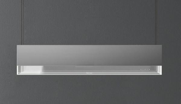 Falmec Vetra Edelstahl, Inselhaube, 120 cm