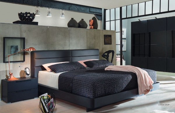 rauch steffen lucca bett 5051 5052 g nstig kaufen m bel universum. Black Bedroom Furniture Sets. Home Design Ideas