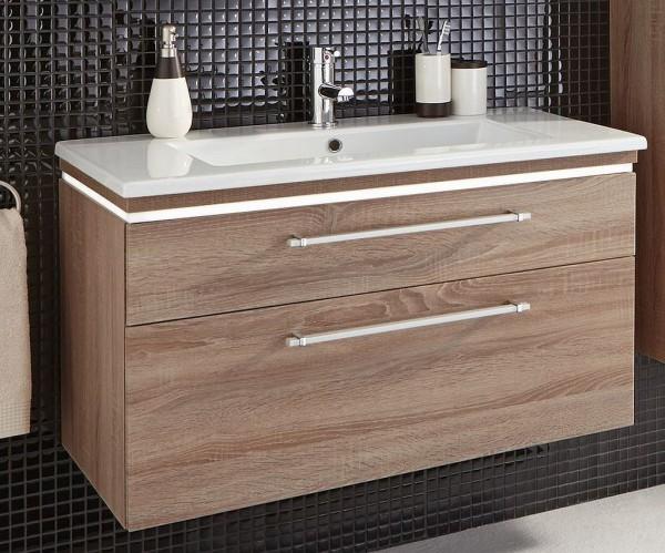 puris cool line waschplatz 90 cm keramik g nstig kaufen m bel universum. Black Bedroom Furniture Sets. Home Design Ideas