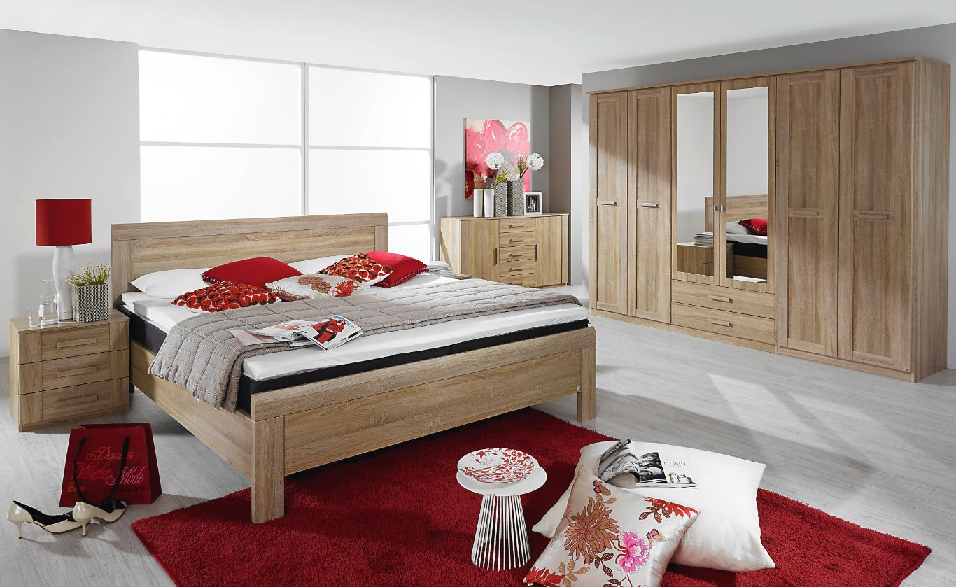 rauch packs komfort schlafzimmer utrecht 4 teilig g nstig kaufen m bel universum. Black Bedroom Furniture Sets. Home Design Ideas