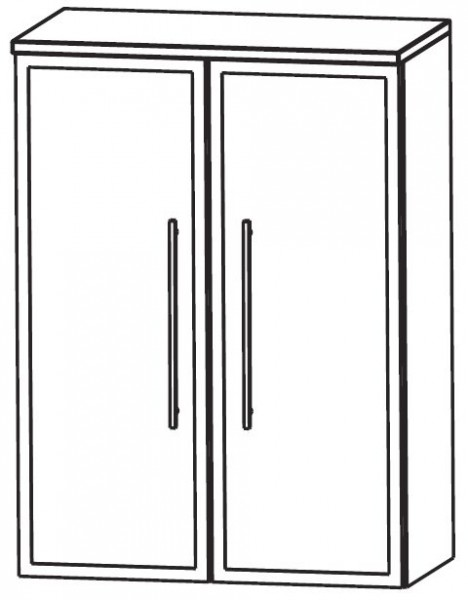 Puris Crescendo Highboard 60 cm HBA516B7