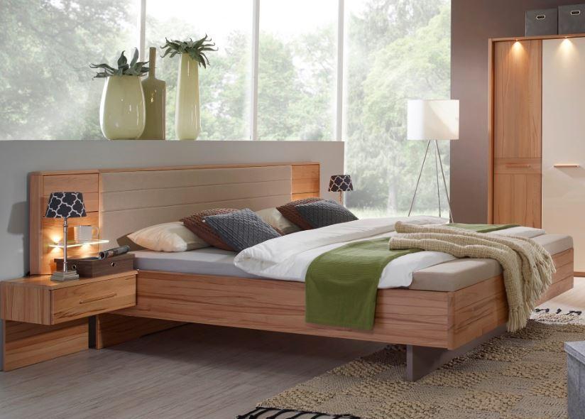 rauch steffen misao komfort bett inklusive sitzbank und beleuchtung 5027 g nstig kaufen m bel. Black Bedroom Furniture Sets. Home Design Ideas