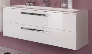 Waschtischunterschrank 140 cm WUA3314E7