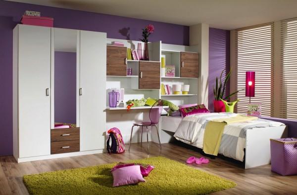 rauch packs jugendzimmer flow kombischrank g nstig kaufen m bel universum. Black Bedroom Furniture Sets. Home Design Ideas