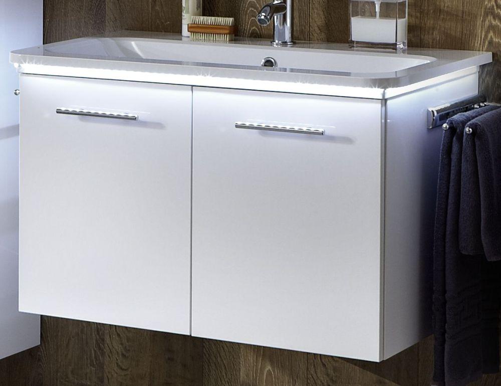marlin bad 3020 life waschtisch set 100 cm g nstig kaufen m bel universum. Black Bedroom Furniture Sets. Home Design Ideas