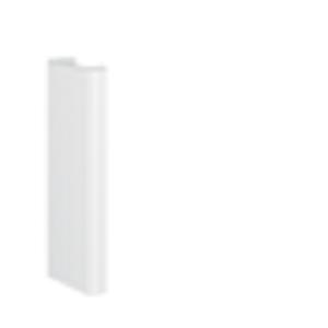 16 - Weiß - 1 Stück - Höhe 18 cm