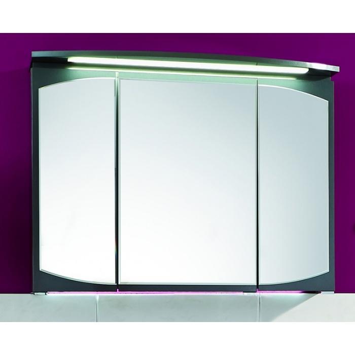 spiegelschr nke mit led beleuchtung spiegelschrank bis 70cm g nstig kaufen m bel universum. Black Bedroom Furniture Sets. Home Design Ideas