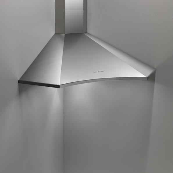 Falmec Elios 100 ED, Design, Eckhaube, 100 cm, Edelstahl