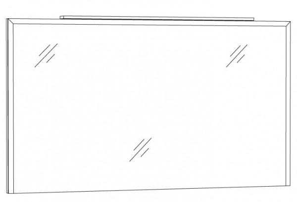 Marlin Loop Spiegelpaneel 120 cm SPWIA12