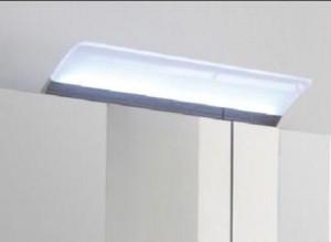 LS-AI-500F Aufsatzleuchte für Flächenspiegel / Spiegelschrank