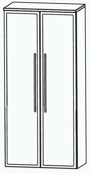 Puris Swing Glastür-Mittelschrank 60 cm MNA816B7