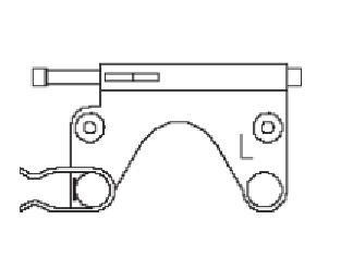 Rauch Dialog Kollisionsdämpfer - 1 Stück / 2er Set