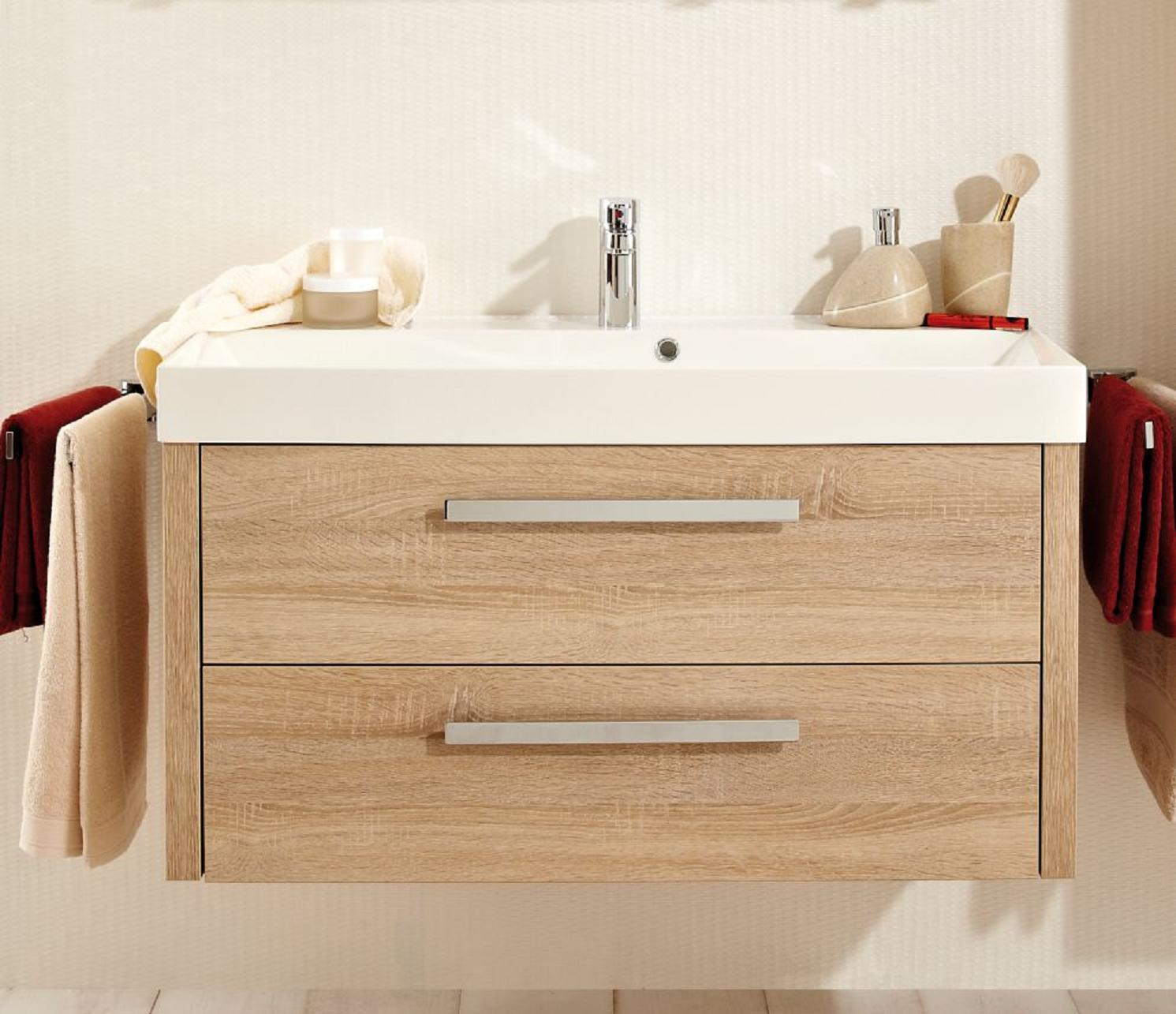 pelipal lardo waschtisch set 100 cm g nstig kaufen m bel universum. Black Bedroom Furniture Sets. Home Design Ideas