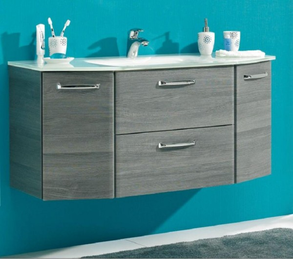 pelipal alika waschtisch set 110 cm glas g nstig kaufen m bel universum. Black Bedroom Furniture Sets. Home Design Ideas