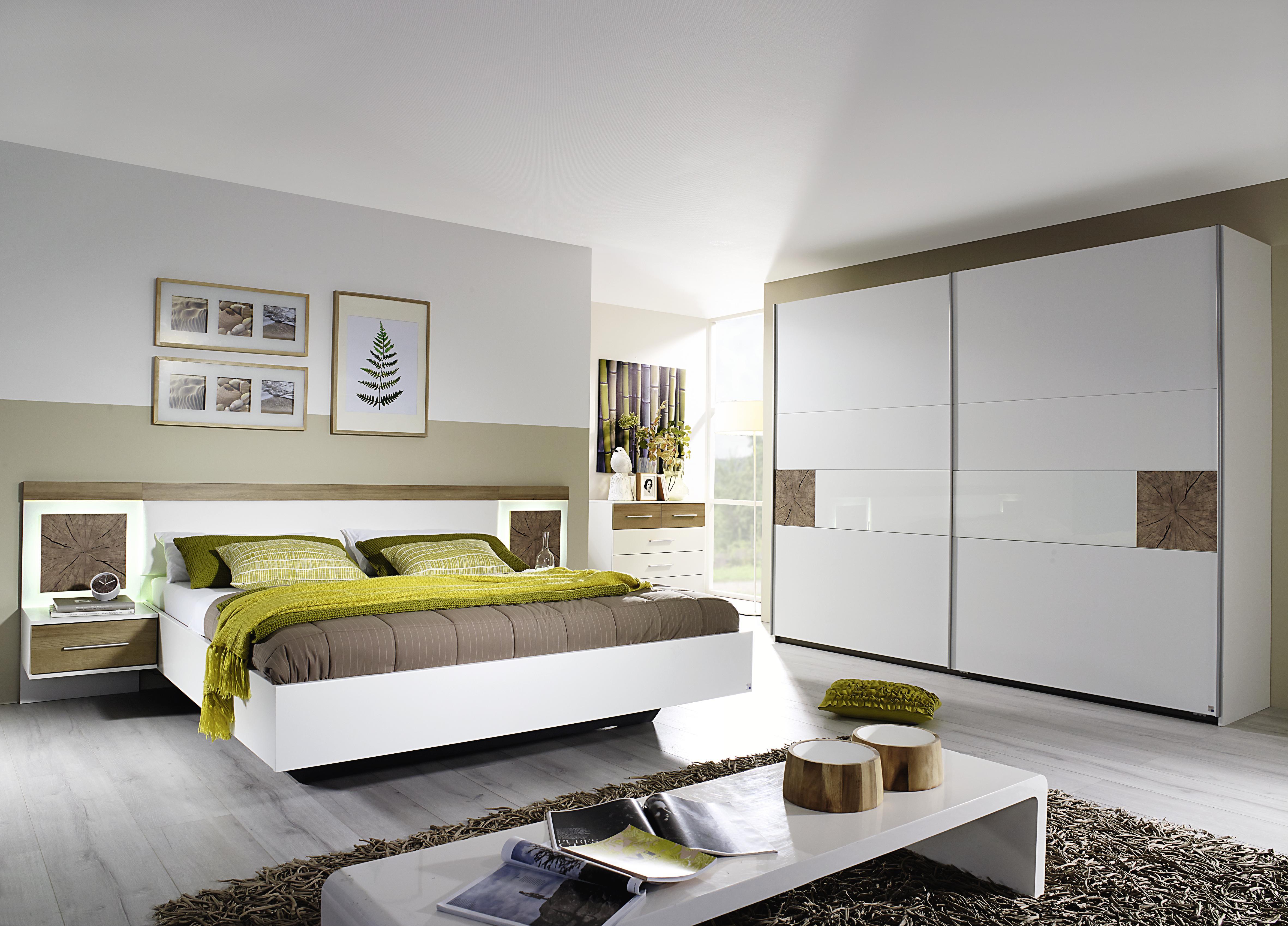 Farbkombination Schlafzimmer. Indirekte Beleuchtung Schlafzimmer ...