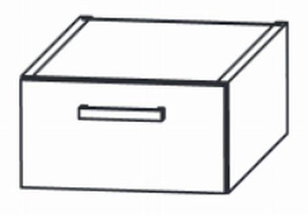 Puris Variado Waschtischplatten-Unterschrank 30 cm UTA11301 Weiß - Sonderpreis - sofort lieferbar