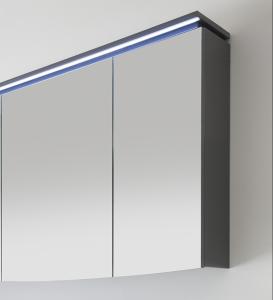 9020-SPS-04 Spiegelschrank mit LED-Kranzbeleuchtung