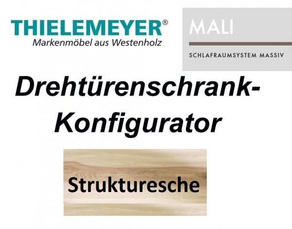 Thielemeyer Mali Schrankkonfigurator Strukturesche
