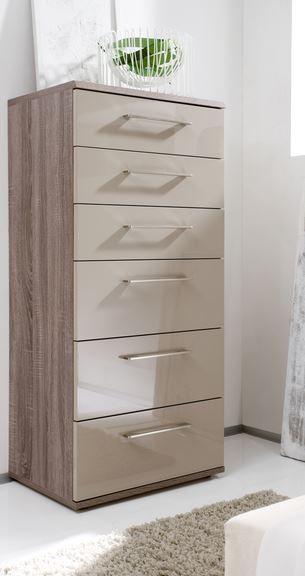 Loddenkemper Luna Kommode 4220/4221/4222 günstig kaufen | Möbel ...