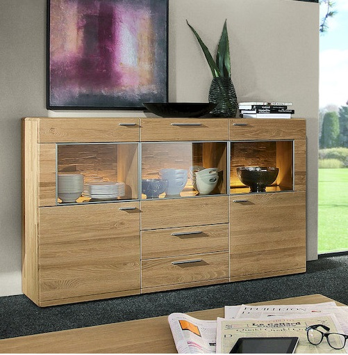 highboard nach breite 150 cm bis 200 cm g nstig kaufen m bel universum. Black Bedroom Furniture Sets. Home Design Ideas