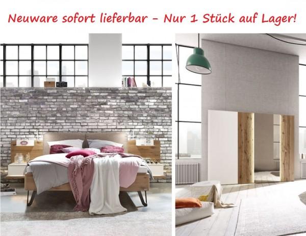 Thielemeyer Feel Komplett-Schlafzimmer - SOFORT LIEFERBAR - Sonderpreis!