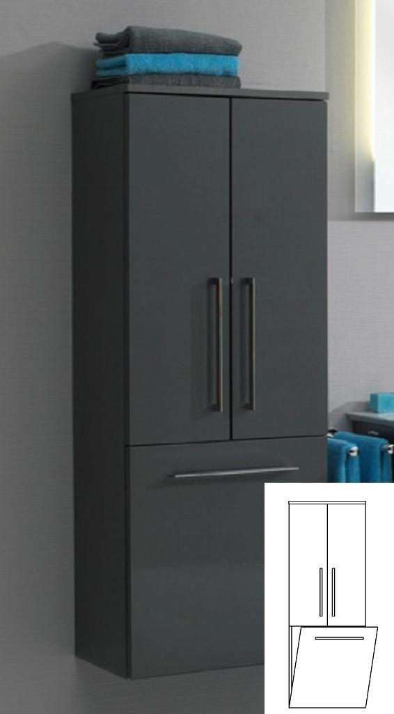 Badezimmerschrank Mit Wäschekippe: Badezimmerschrank mit wäschekorb.