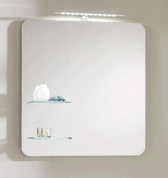 Pelipal Solitaire 6900 Flächenspiegel, Ablage links 68 cm NT-SP 06