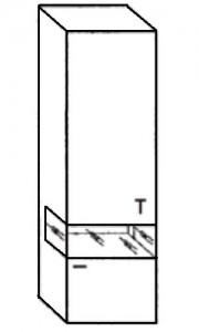 HV9-401KR - Anschlag rechts