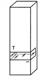 HV9-401KL - Anschlag links
