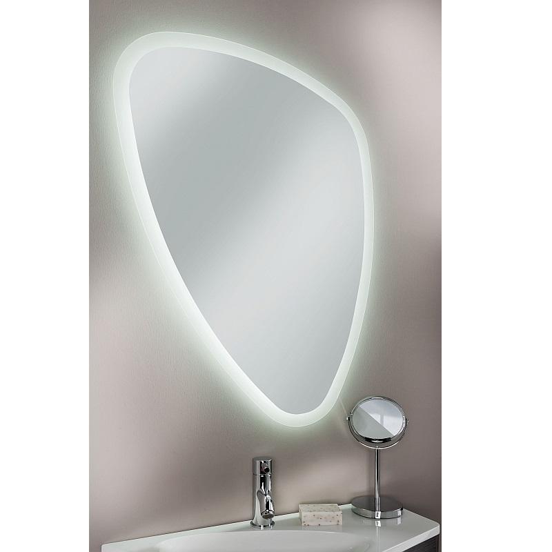 Marlin Starlight Flächenspiegel 40cm Spiegelpaneel mit LED