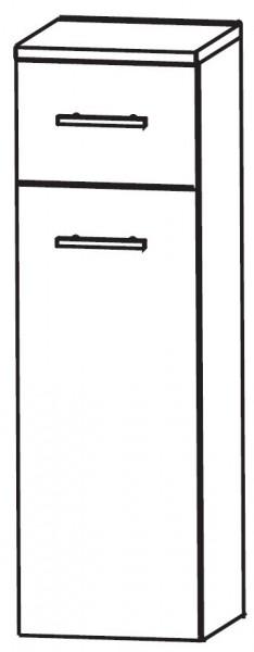 puris linea highboard mit w schekippe 30 cm hba553w01 g nstig kaufen m bel universum. Black Bedroom Furniture Sets. Home Design Ideas