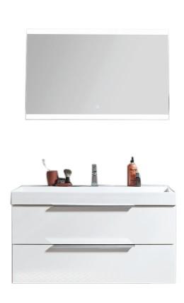Puris 4Landa - Kombination 102 cm / mit Flächenspiegel