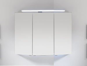9020-SPS 02 Spiegelschrank ohne Beleuchtung