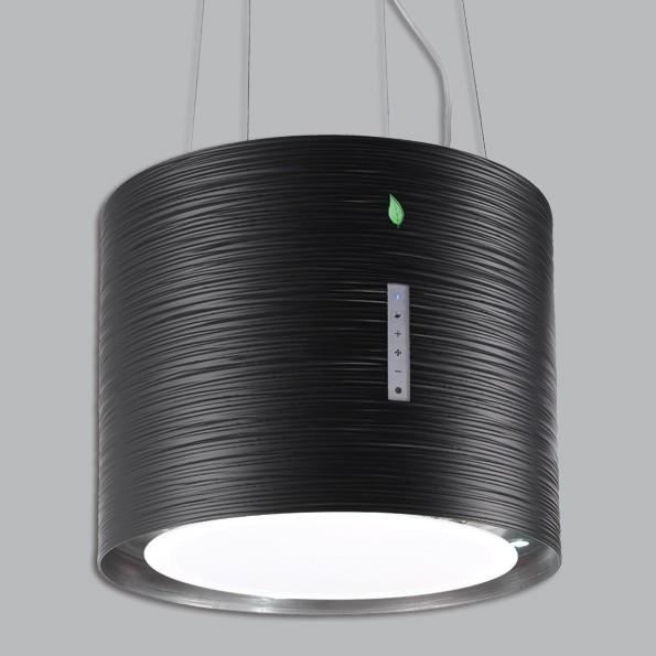 Falmec Twister E.ion Wandhaube - schwarz