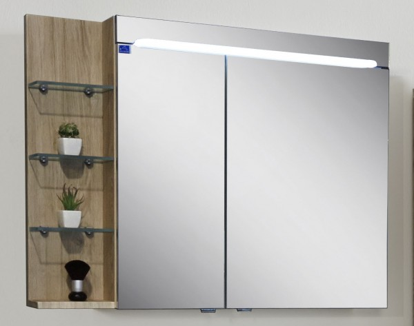 Marlin Bad 3070 Starlight Spiegelschrank 100 Cm Slear10r Gunstig