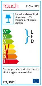 2192 CARREE 2er Lampen-Set (LED)
