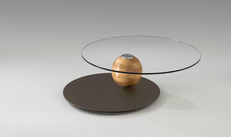 Wohnzimmer Couchtische rund  Möbel Universum