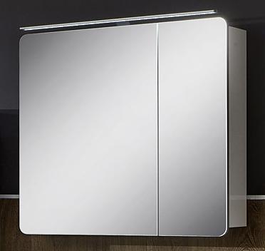 marlin bad 3020 life spiegelschrank 80 cm fspsr80 g nstig kaufen m bel universum. Black Bedroom Furniture Sets. Home Design Ideas
