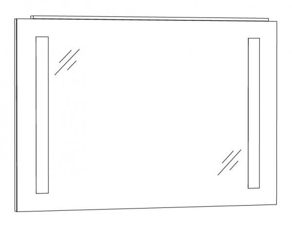 Marlin Azure Spiegelpaneel 100 cm SPFLS10