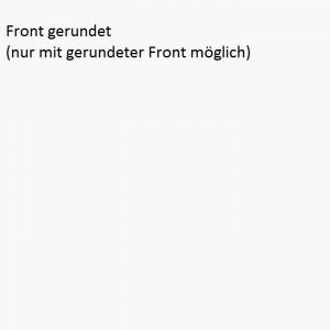 456 Weiß Matt Select - MDF mit Lacklaminat