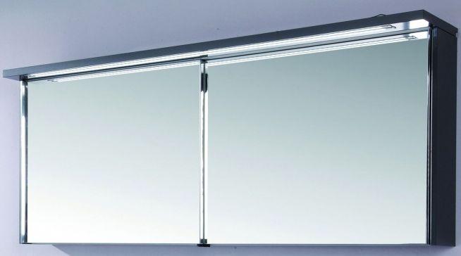 spiegelschr nke mit led beleuchtung spiegelschr nke bis 160cm g nstig kaufen m bel universum. Black Bedroom Furniture Sets. Home Design Ideas