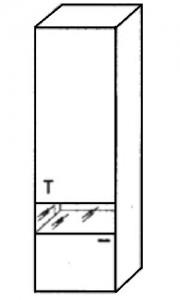 HVL9-401K - Anschlag links