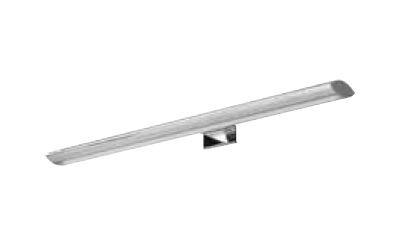 Pelipal Aufsatzleuchte für Flächenspiegel/Spiegelschrank - LS-D