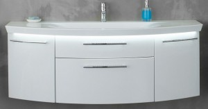 Waschtischunterschrank 140 cm WUA35147M