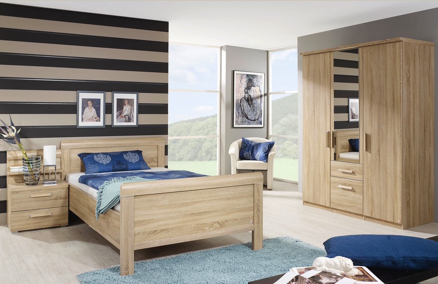 rauch dialog evelyn schlafzimmer konfigurator g nstig kaufen m bel universum. Black Bedroom Furniture Sets. Home Design Ideas